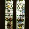 New design for Victorian stained glass door installed