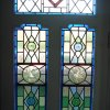 New design - Victorian stained glass door - Haddenham, Cambridgeshire