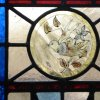 Detail 3 - New design - Victorian stained glass door - Haddenham, Cambridgeshire